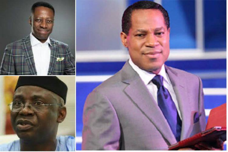 BAKARE, ADEYEMI, OTHERS WHO REFUSED TO OPEN CHURCHES ARE FAKE – OYAKHILOME