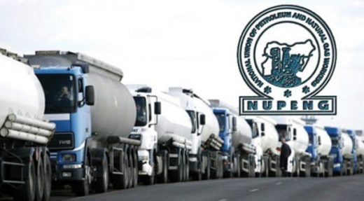 FUEL SCARCITY IMMINENT, AS NUPENG BEGINS STRIKE IN LAGOS