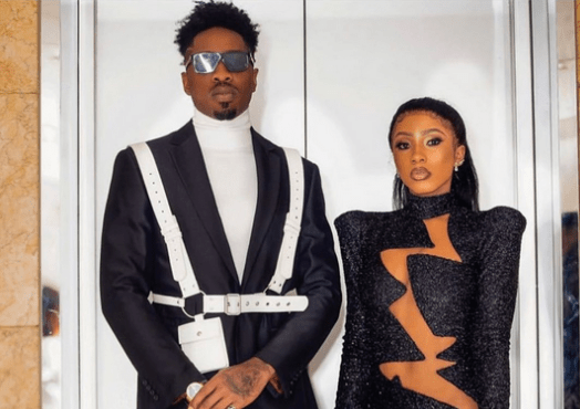 BBNAIJA'S IKE SPEAKS ABOUT RELATIONSHIP WITH MERCY