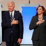 JOE BIDEN'S VP PICK: HOW KAMALA HARRIS REACTED TO HER NOMINATION