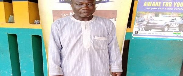 OGUN MONARCH SHOLABI RAPES DAUGHTER FOR 4 YEARS, DAMAGES HER PRIVATE PART