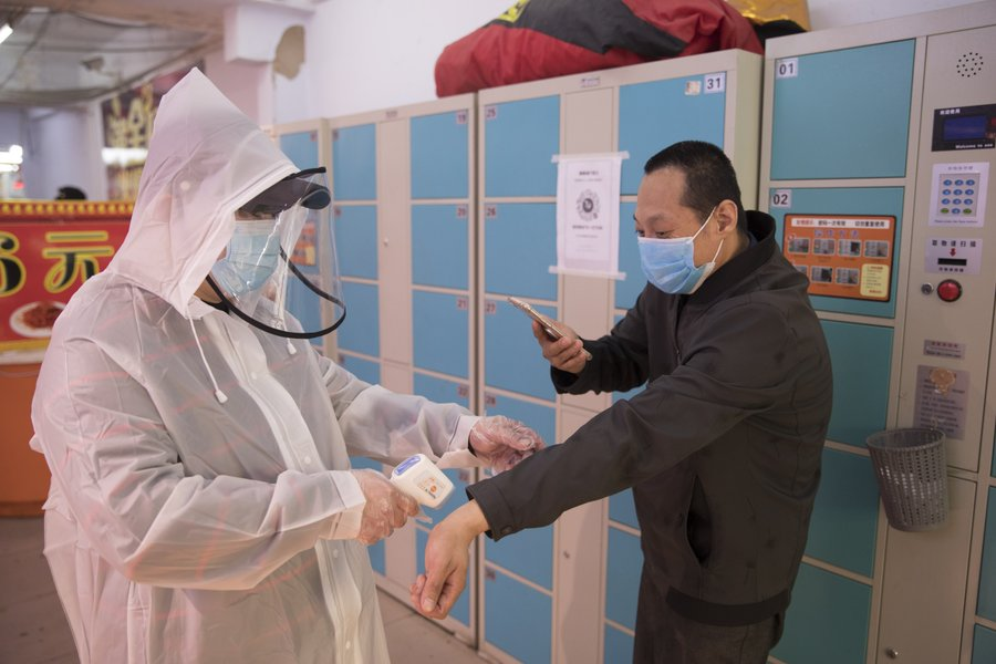 NEW DEADLY VIRUS SURFACES IN CHINA