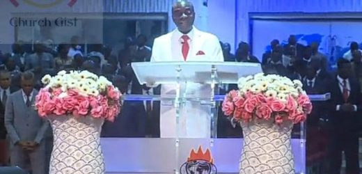NO HELLISH FORCE CAN STOP THE CHURCH IN NIGERIA FROM ADVANCING – OYEDEPO