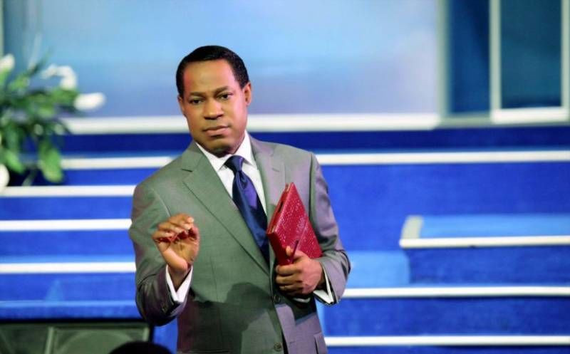 HOW DARE YOU, YOUR TIME IS SHORT – PASTOR CHRIS OYAKHILOME SLAMS FG FOR LIMITING THE DURATION OF SERVICES DUE TO CORONAVIRUS (VIDEO