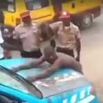 FRSC DEMOTES OFFICERS AND PROSECUTES NAKED TRICYCLE RIDER WHO WAS ASSAULTED IN VIRAL VIDEO