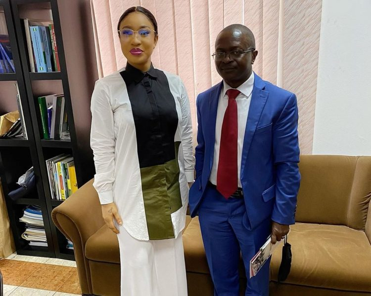 TONTO DIKEH GETS NEW APPOINTMENT IN BUHARI'S GOVERNMENT