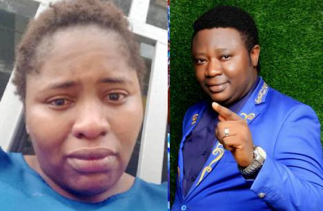 PROPHET PRECIOUS IGINLA'S WIFE WITHDRAWS HER EARLIER STATEMENT AFTER CRYING OUT OVER DOMESTIC ABUSE HER HUSBAND ALLEGEDLY SUBJECTS HER TO