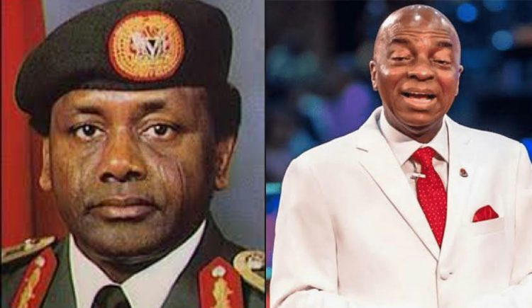 HOW GENERAL ABACHA PRAYED FOR BISHOP OYEDEPO BEFORE HIS DEATH