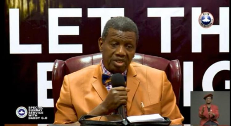 WHY I DON'T SAY A WORD WHEN PEOPLE CRITICISE ME FOR PLANTING MANY CHURCHES – ADEBOYE