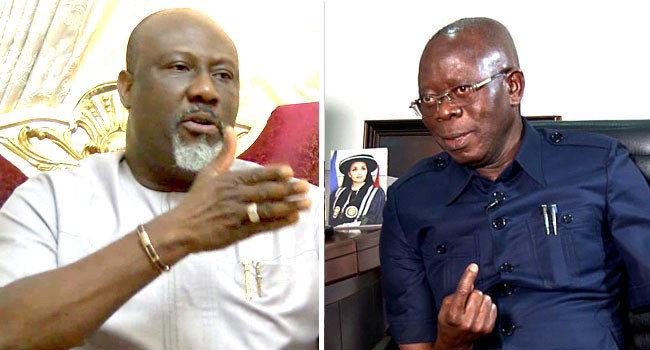 OSHOBABA HAS BEEN DOWNGRADED TO OSHOPIKIN – DINO MELAYE MOCKS OSHIOMHOLE OVER EDO GOVERNORSHIP ELECTION IN NEW SONG