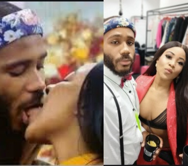 #BBNAIJA: ERICA CONFIRMS SHE AND KIDDWAYA HAD S3X WHILE THEY WERE IN THE HEAD OF HOUSE LOUNGE (VIDEO)