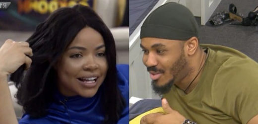 BBNAIJA: NENGI ACCUSES OZO OF MASTURBATING AFTER SEEING 'STAINS' ON HIS DUVET