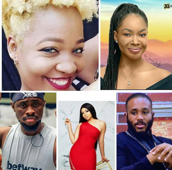 #BBNAIJA: HERE ARE THE HOUSEMATES NOMINATED FOR EVICTION THIS WEEK