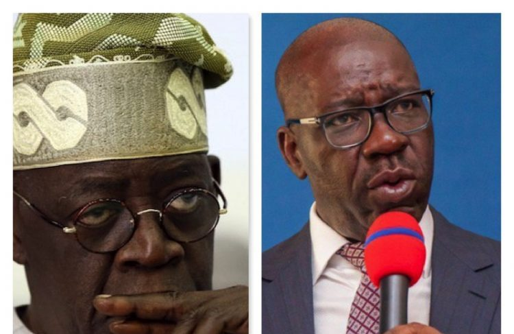 BATTLE FOR THE SOUL OF EDO: OBASEKI REPLIES TINUBU
