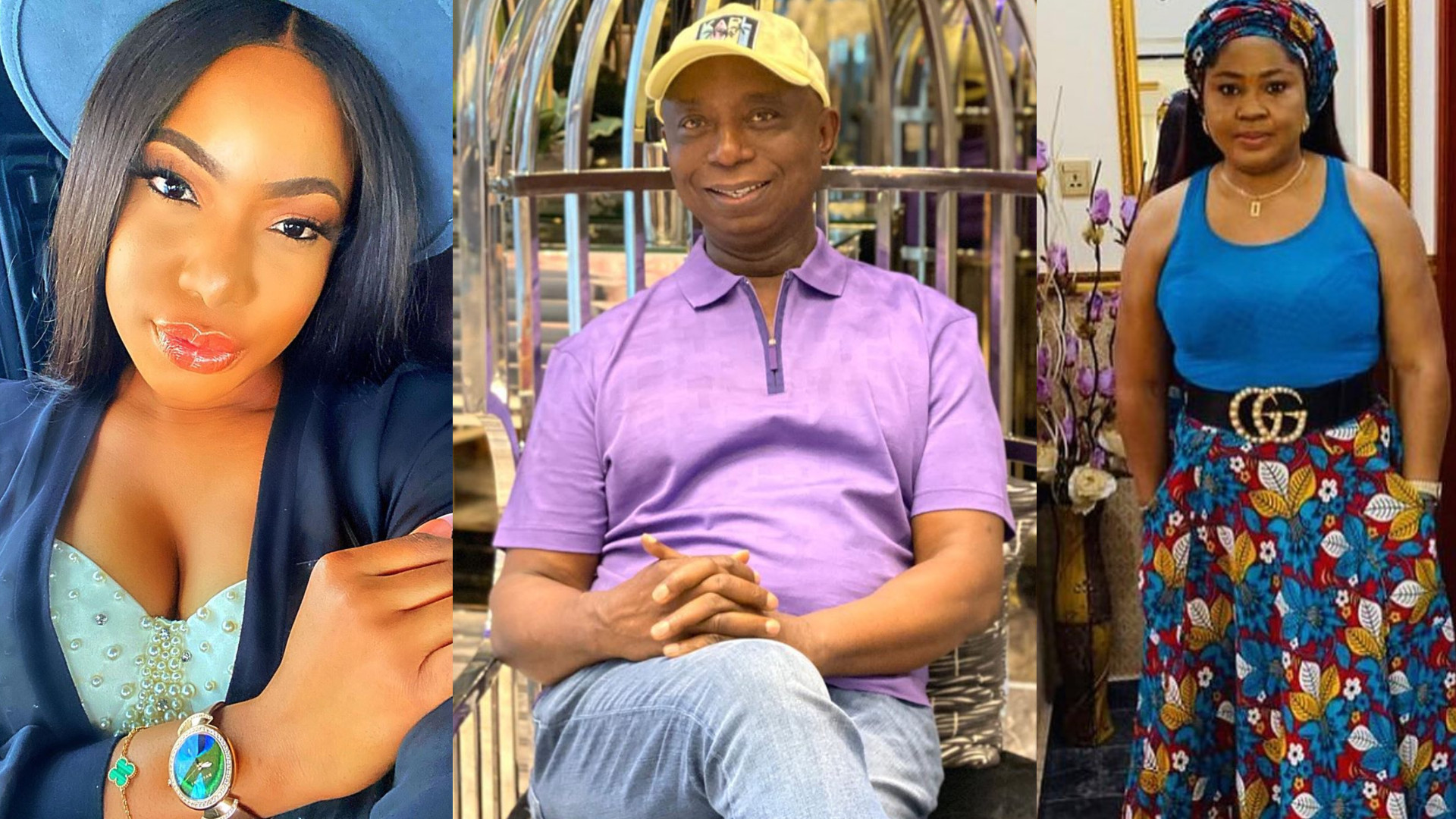 I'M NOT ABOUT TO BECOME ANYONE'S 7TH WIFE – CHIKA IKE SETS THE RECORD STRAIGHT ON DATING REGINA DANIELS' HUSBAND, NED NWOKO