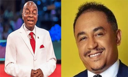 "DADDY FREEZE APOLOGIZES TO BISHOP DAVID OYEDEPO FOR REFERRING TO HIM AS A ""BALD-HEADED FOWL"""