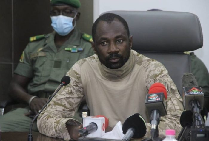 MALI'S MILITARY JUNTA AGREES TO SET UP 18-MONTH TRANSITION GOVERNMENT