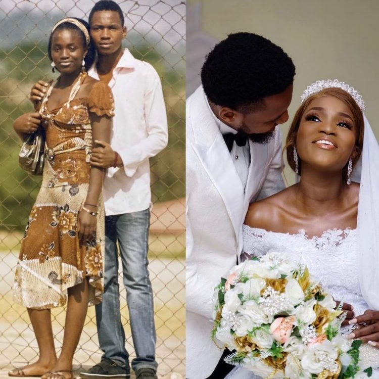 BUKUNMI OLUWASINA: NOLLYWOOD ACTRESS MARRIES LONGTIME BOYFRIEND