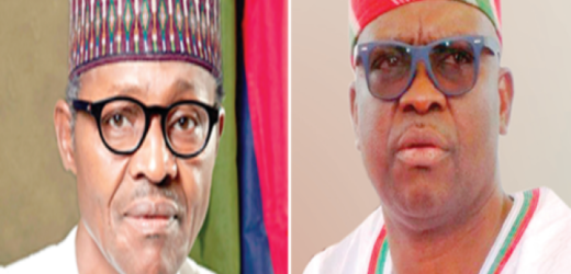 FAYOSE TO BUHARI: NO TRUE PRESIDENT WILL WAIT TO BE COMPELLED TO SPEAK TO HIS PEOPLE