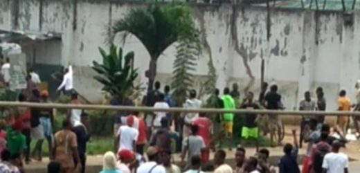 BENIN JAILBREAKS: NCOS SEEKS INFORMATION TO RECAPTURE FLEEING INMATES