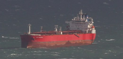 7 NIGERIAN STOWAWAYS ARRESTED IN OIL TANKER BY BRITISH SOLDIERS