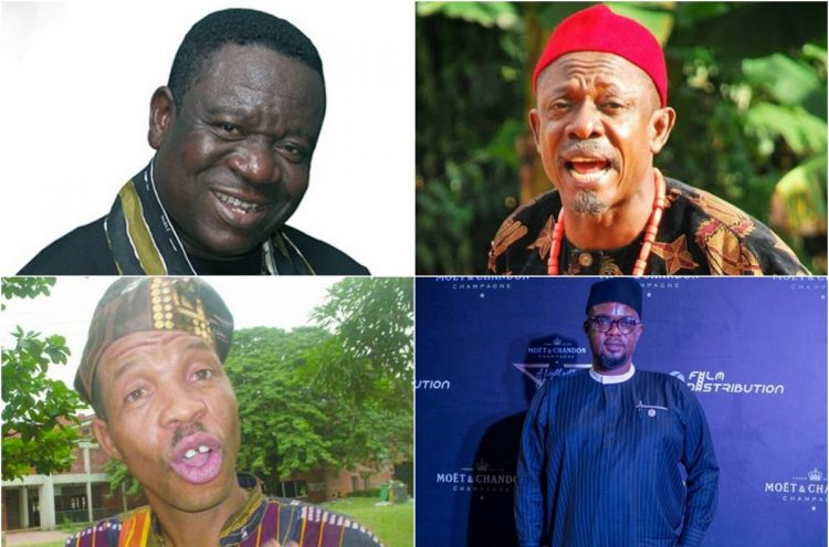 TOP 5 NOLLYWOOD COMEDIANS YOU MUST WATCH