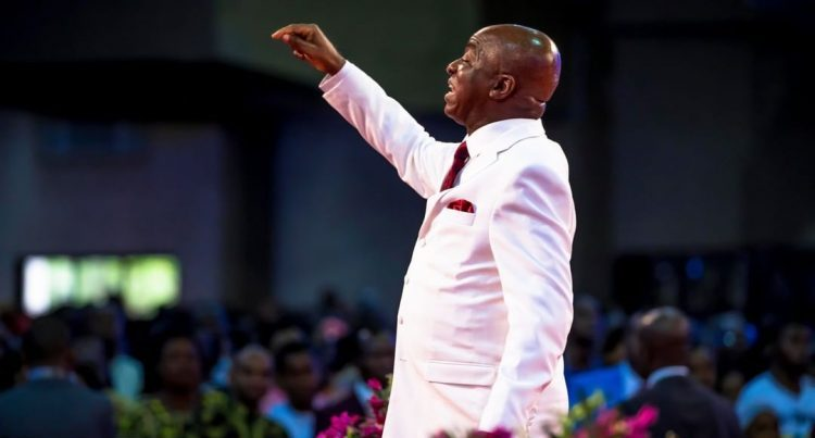 I WILL CONSIDER IT DEMOTION IF INVITED TO BECOME NIGERIA'S PRESIDENT – OYEDEPO