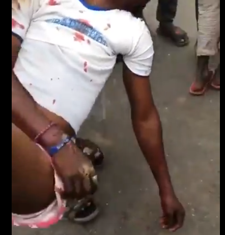 TWO FEARED KILLED, OTHERS INJURED AS SUV RAMS INTO #ENDSARS PROTESTERS IN LAGOS