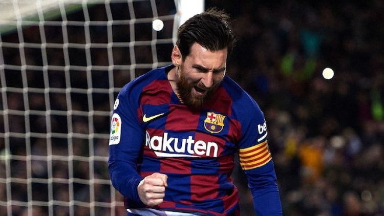 KOEMAN DEFENDS MESSI, CALLS HIM 'IDEAL CAPTAIN'