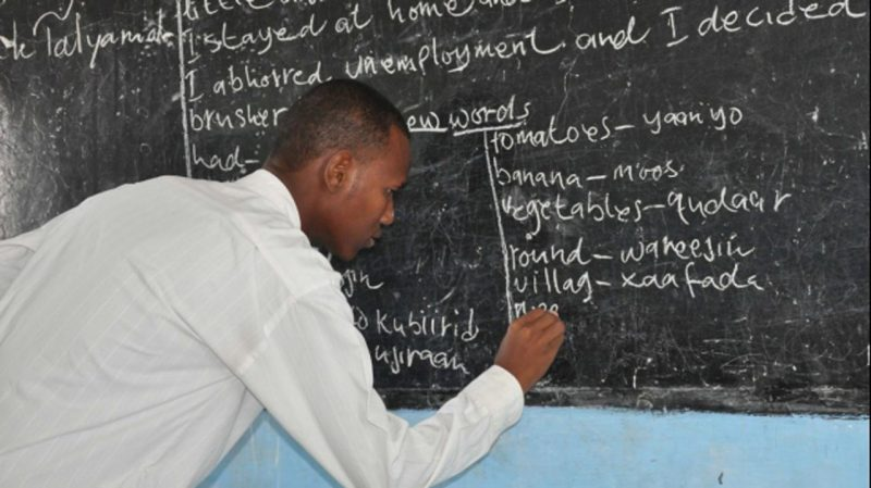 SECONDARY SCHOOL TEACHERS PULL OUT OF NUT