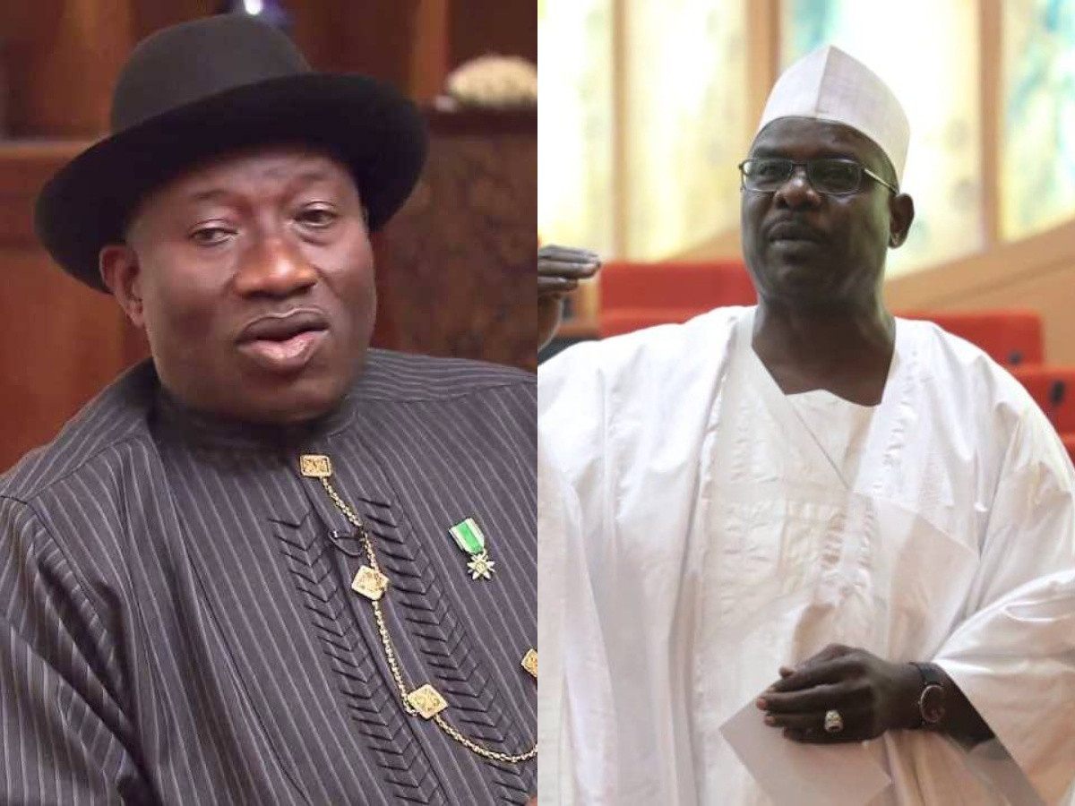 YOU WILL NEVER KNOW WHAT YOU HAVE UNTIL YOU LOSE IT, YOU DON'T KNOW HOW GREAT YOU HAVE BECOME IN THE EYES OF YOUR CRITICS – NDUME TELLS JONATHAN