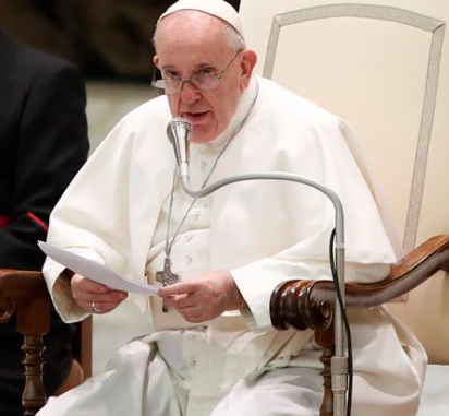 POPE FRANCIS' COMMENTS ON SAME-SEX CIVIL UNIONS WERE TAKEN OUT OF CONTEXT IN DOCUMENTARY, VATICAN SAYS