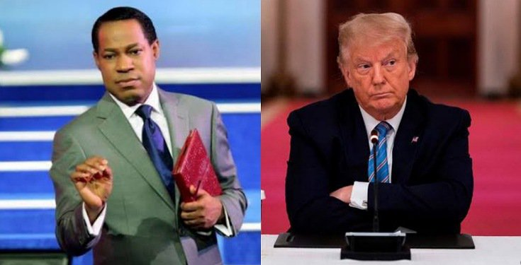 """""""THEY ARE ANGRY AT TRUMP FOR SUPPORTING CHRISTIANS"""" – OYAKHILOME (VIDEO)"""