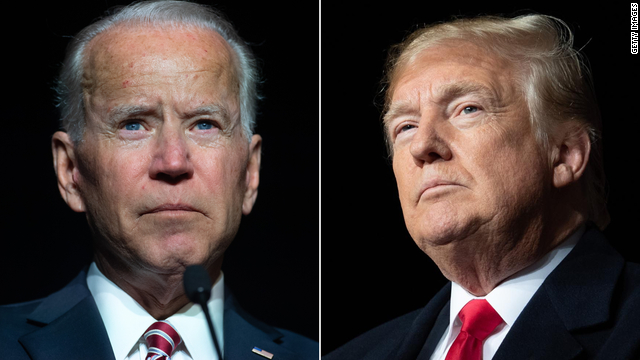 TRUMP MAY LOSE GEORGIA AS BIDEN CATCHES UP