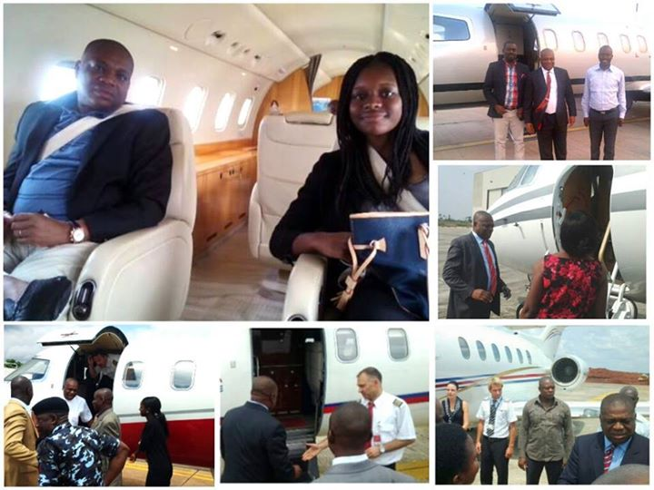 LIST OF PRIVATE JET OWNERS IN NIGERIA (PICTURES)