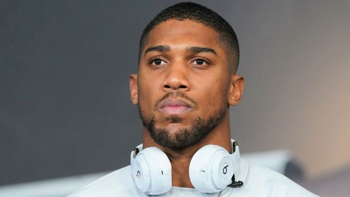 Anthony Joshua says he wants to fight Tyson Fury next