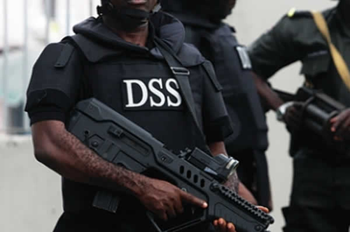 DSS ARRESTS OSUN LEADER OF #ENDSARS PROTESTERS
