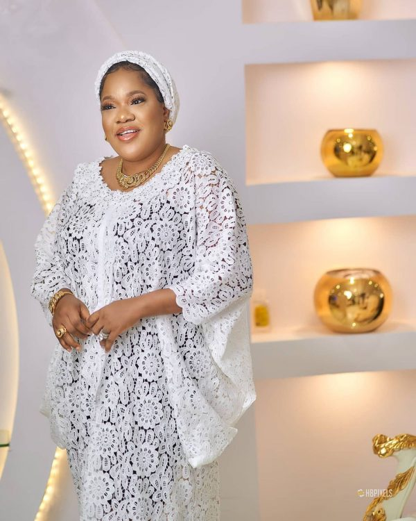 Nollywood actress Toyin Abraham wows in latest pictures