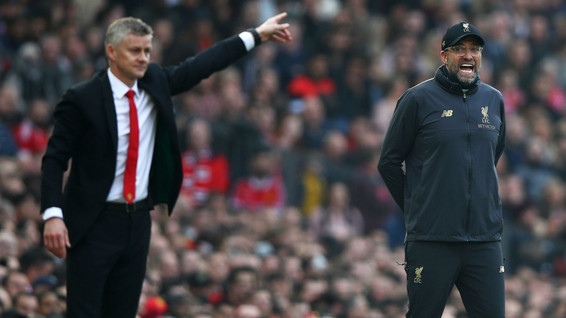 MAN UTD TO HOST LIVERPOOL IN FA CUP FOURTH ROUND (FULL FIXTURES)