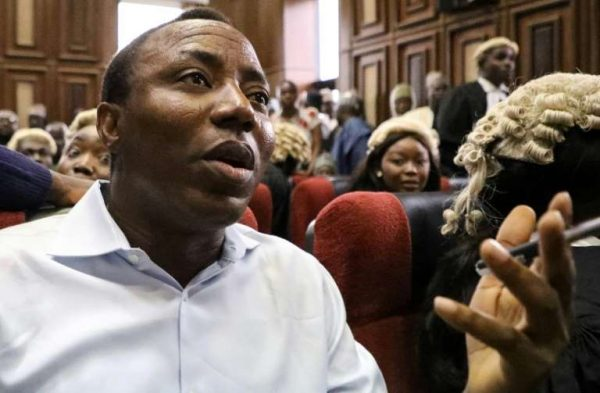 WHY WE ARRESTED SOWORE – FCT ABUJA POLICE