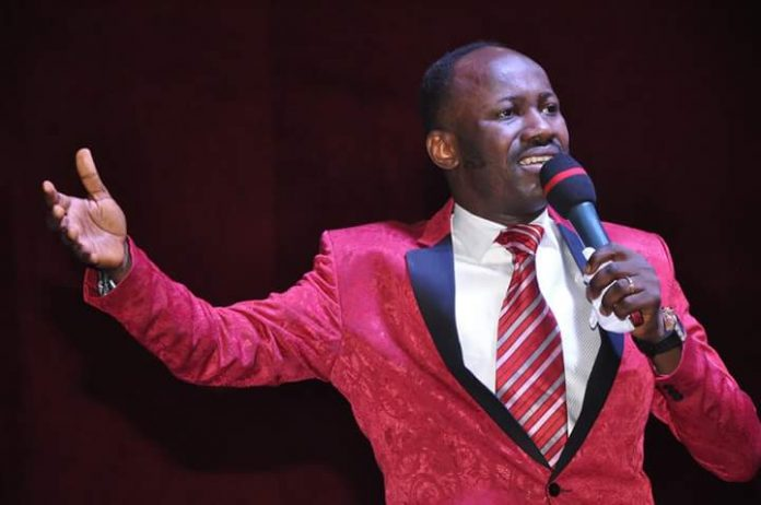 """I SEE ANOTHER PROTEST AGAINST POLICE"" – APOSTLE SULEMAN RELEASES 38 SHOCKING PROPHECIES"