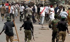 ANAMBRA STATE GOVERNMENT IMPOSES THREE DAYS CURFEW ON AGULERI AND UMULERI COMMUNITIES AS RESIDENTS CLASH OVER PARCEL OF LAND