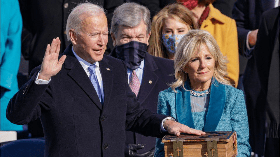 7 THINGS TO KNOW ABOUT THE 127- YEAR-OLD 'FAT' BIBLE USED TO SWEAR IN JOE BIDEN