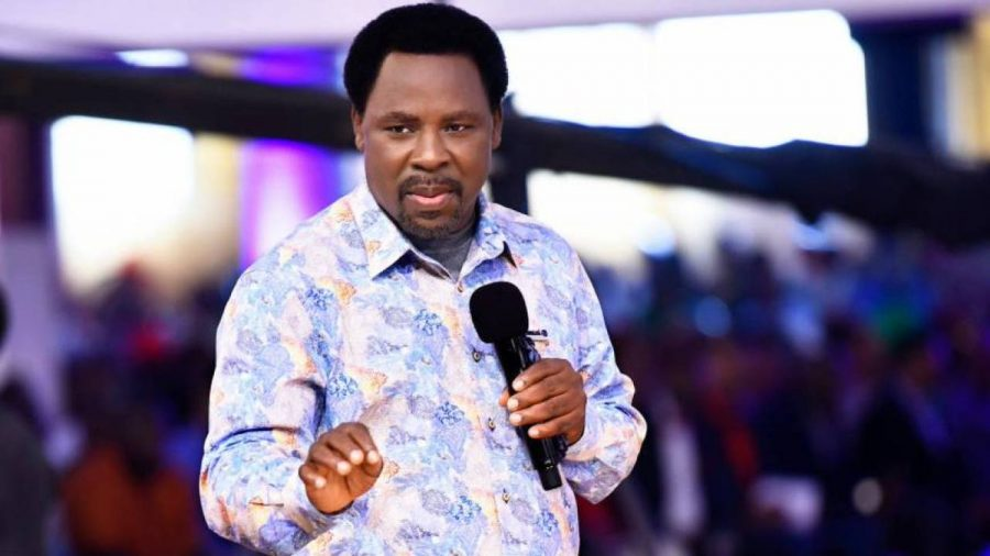 TB JOSHUA DROPS CRITICAL MESSAGE FOR NIGERIANS ON COVID-19 VACCINE