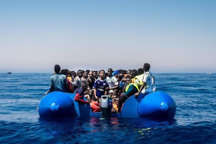 79 ILLEGAL MIGRANTS RESCUED OFF LIBYAN COAST