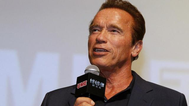 TRUMP WILL GO DOWN IN HISTORY AS WORST PRESIDENT EVER : SCHWARZENEGGER