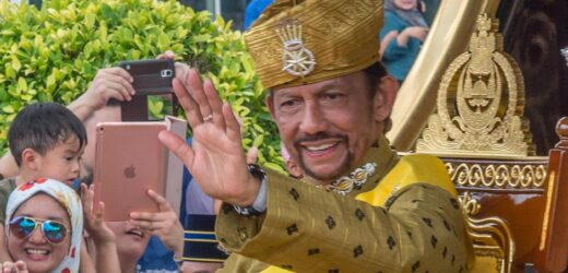 THE SULTAN OF BRUNEI'S NET WORTH, AND EXTREME SPENDING… THE MAN WHO OWNS 500 ROLLS-ROYCES, 7,000 EXPENSIVE CARS, $20,000 HAIRCUTS, AND A 1,788-ROOM PALACE: