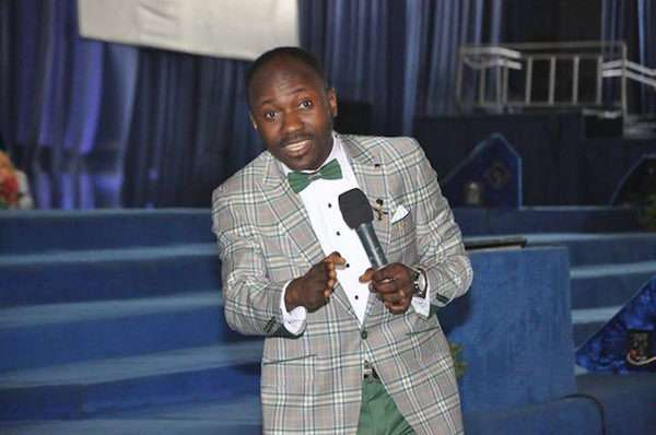 WHY I WAS PRAYING FOR COVID-19 NOT TO END – APOSTLE SULEMAN