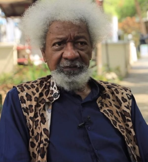 SOYINKA TO BUHARI: SPEAK OUT NOW, DON'T LET HERDSMEN CAUSE ANOTHER CIVIL WAR
