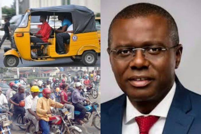 COURT DASHES OKADAS, TRICYCLES' HOPE: LASG'S BAN IN 15 LGS, LCDAS IN ORDER